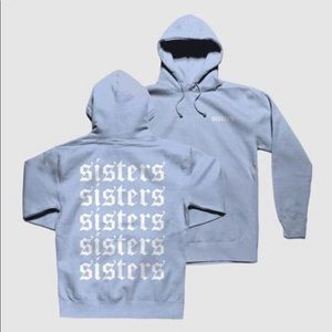 James Charles Sister's sweatshirt.